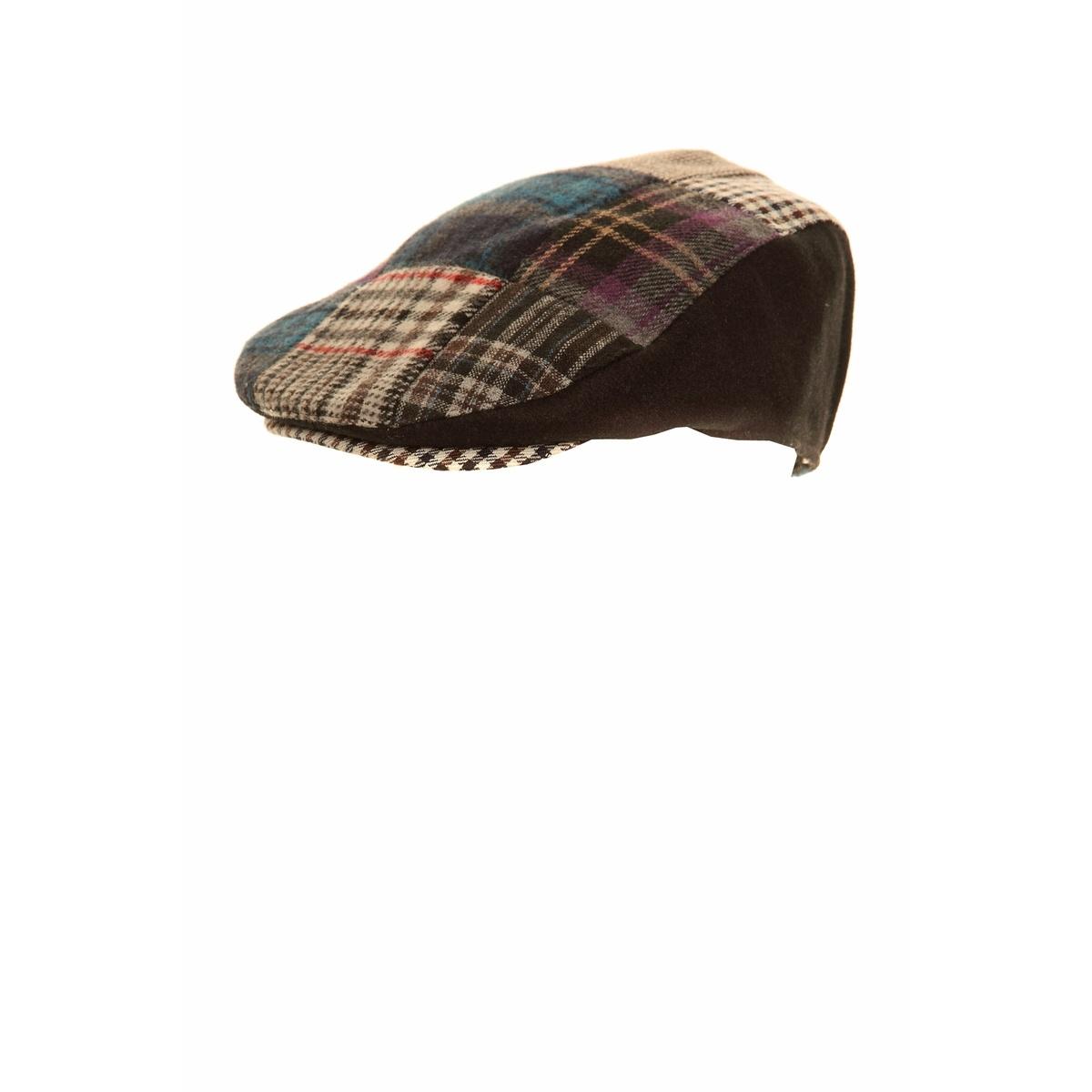 おしゃれ メンズ帽子 防寒 キャップ 流行 秋冬 メンズ パッチワーク 帽子 ウールブレンド ハット フラットキャップ 冬 保証 ハンチング 海外直送