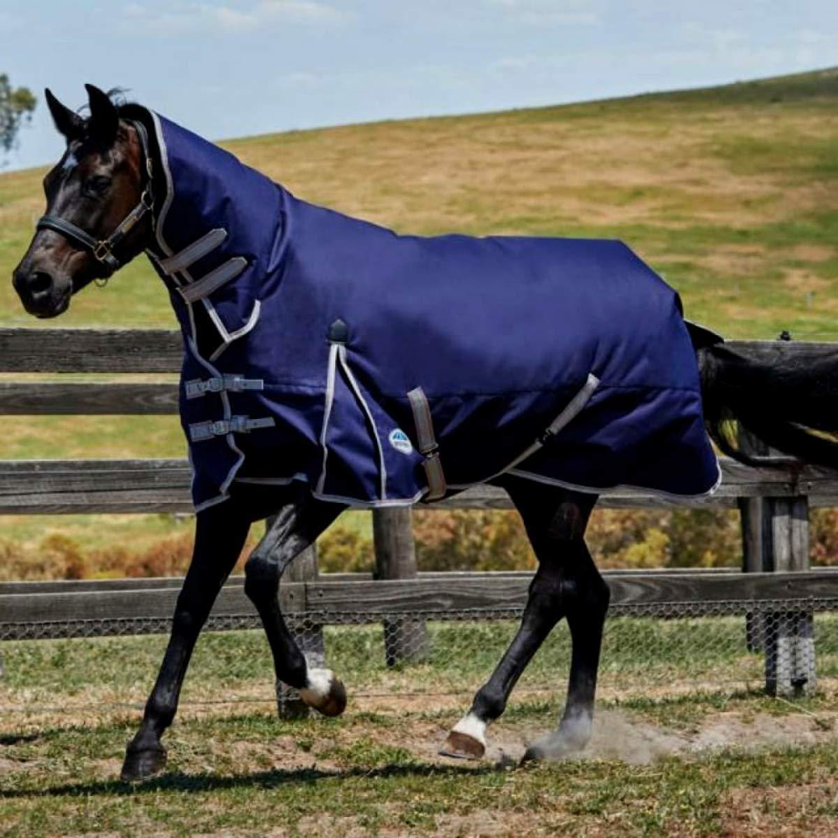 (ウェザビータ) Weatherbeeta 馬用 Comfitec Lite プラス エッセンシャル コンボ ネックカバー付き ターンアウトラグ 馬着 乗馬 ホースライディング 【海外直送】