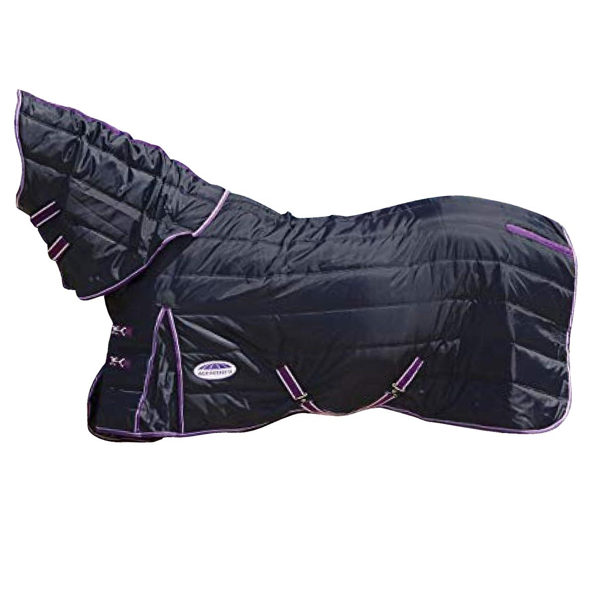 (ウェザビータ) Weatherbeeta 馬用 Comfitec ミディアム PP チェンネルキルト ネックが外せる ステーブルラグ 馬着 乗馬 ホースライディング 【海外直送】