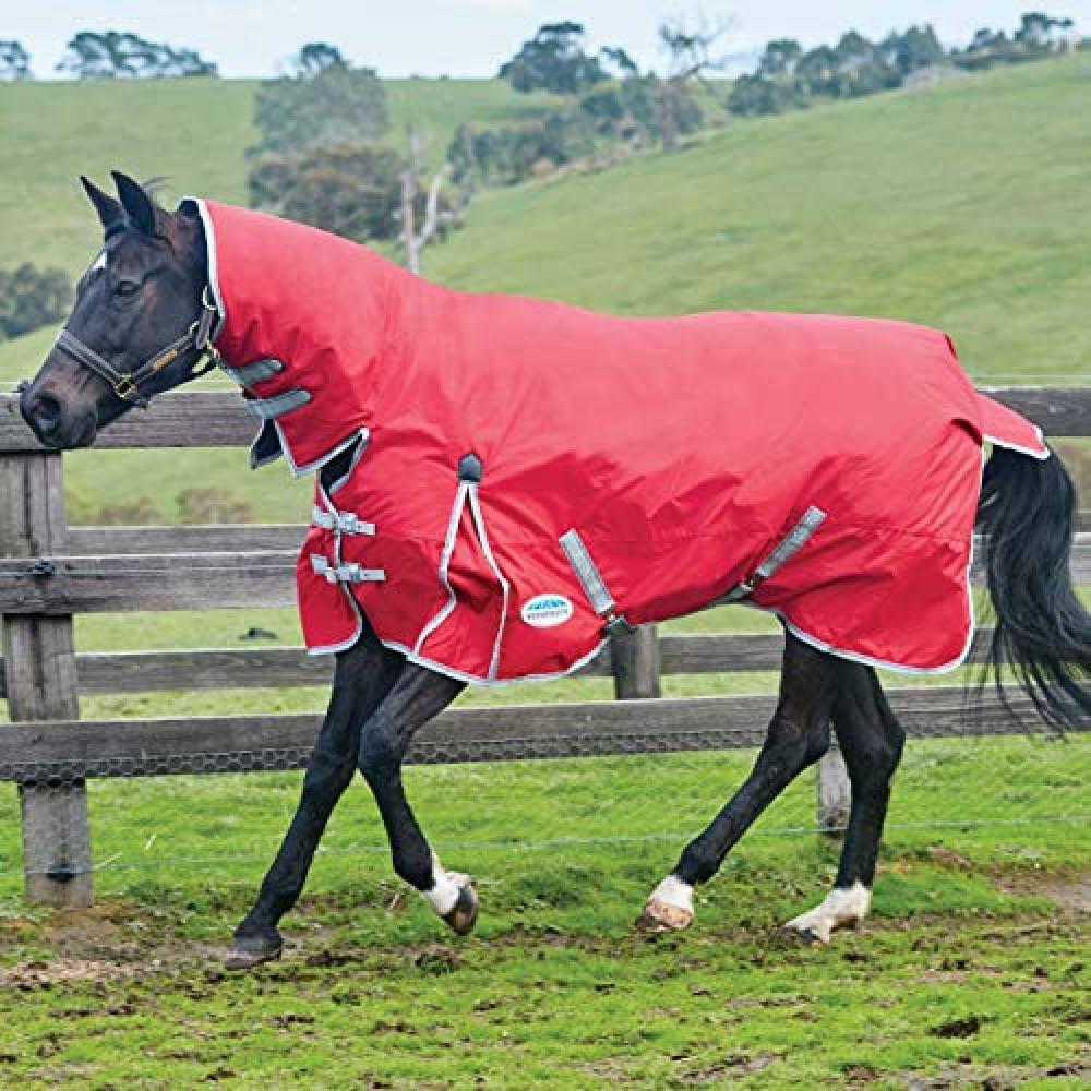 (ウェザビータ) Weatherbeeta 馬用 Comfitec ヘビー クラシック コンボネック ターンアウトラグ 馬着 乗馬 ホースライディング 【海外直送】