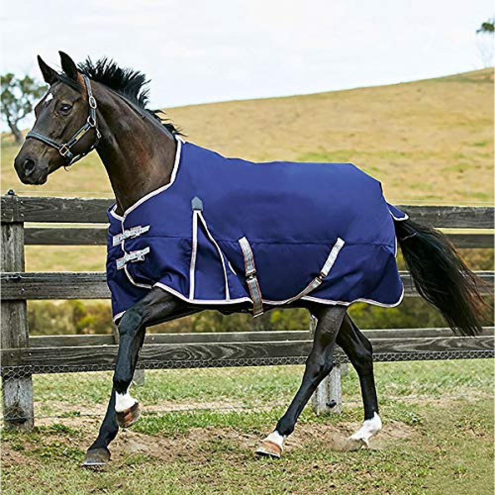 (ウェザビータ) Weatherbeeta 馬用 Comfitec ライトプラス エッセンシャル スタンダードネック ターンアウトラグ 馬着 乗馬 ホースライディング 【海外直送】