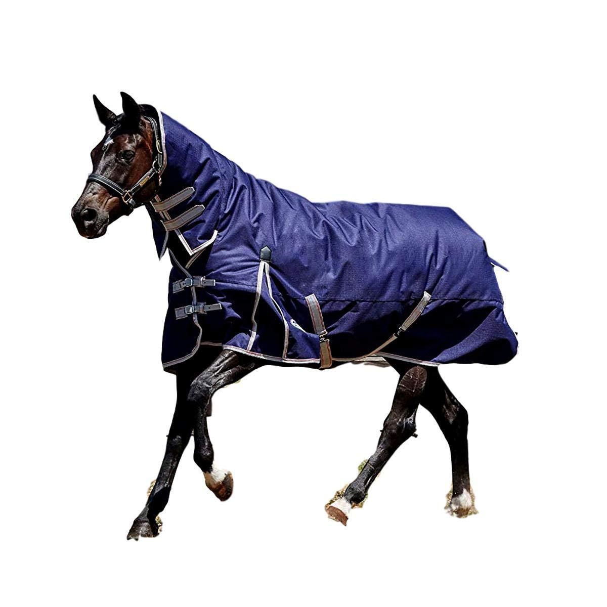 (ウェザビータ) Weatherbeeta 馬用 Comfitec ライト クラシック コンボネック ターンアウトラグ 馬着 乗馬 ホースライディング 【海外直送】