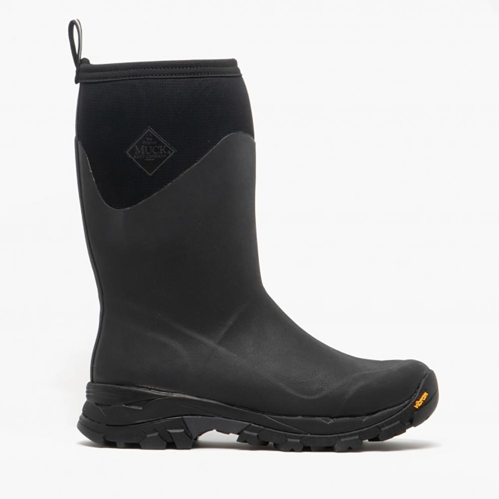 (マックブーツ) Muck Boots メンズ Arctic Ice ミドル丈 ブーツ 紳士靴 長靴 アウトドア レインブーツ 男性用 【海外直送】