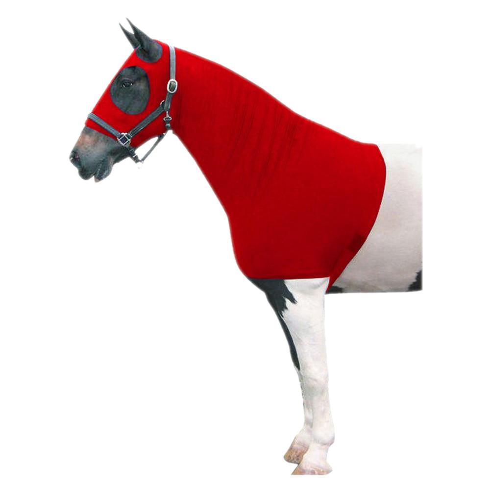 (スプリーム・プロダクツ) Supreme Products 馬用 2イン1 フード 頭カバー 馬着 ラグ 乗馬 ホースライディング 【海外直送】