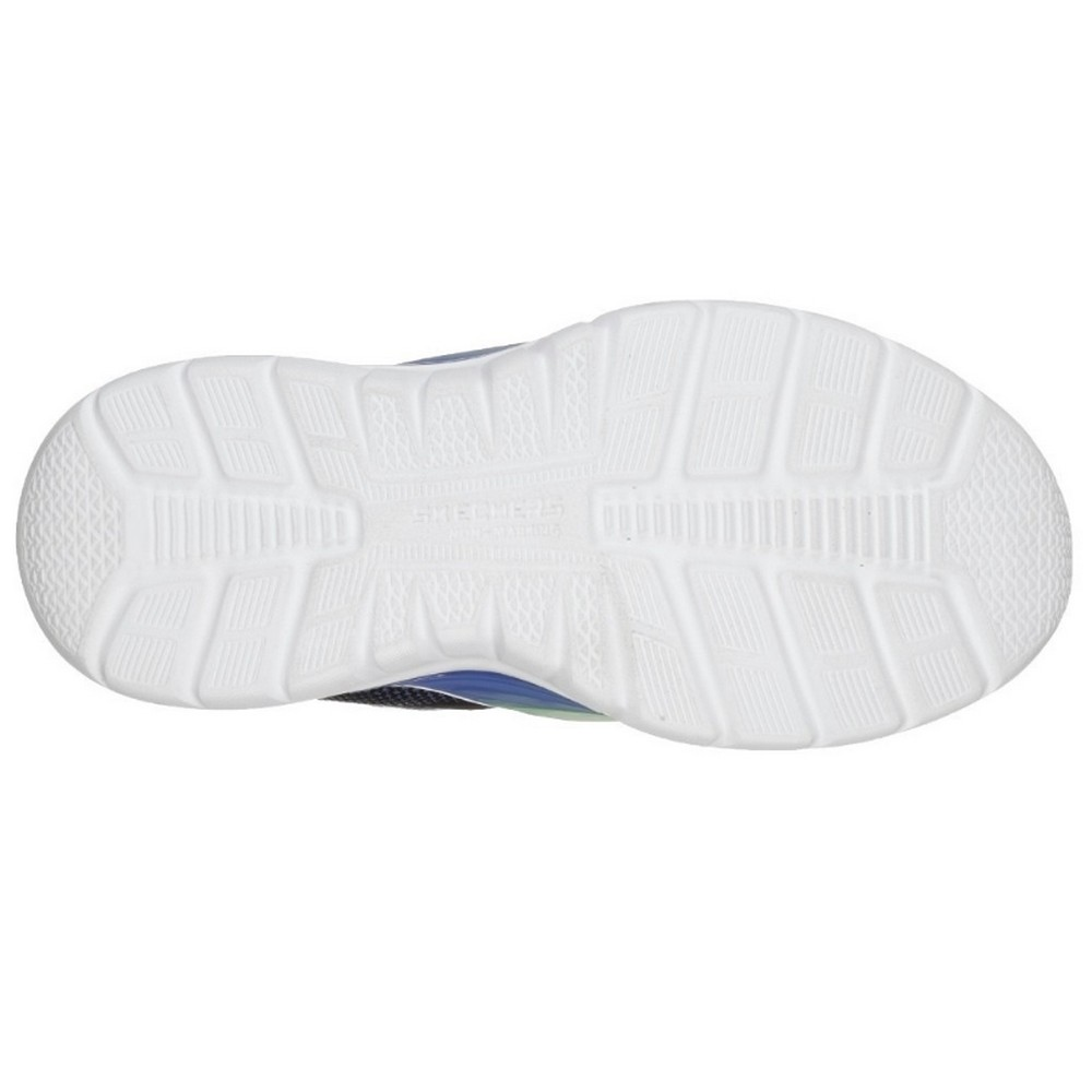 (スケッチャーズ) Skechers キッズ・子供 ボーイズ Nitrate 2.0 ゴア・ストラップ スニーカー 子供靴 運動靴 男の子 【海外直送】