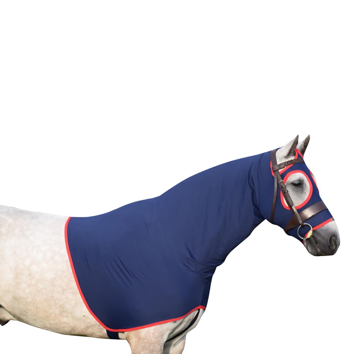 (ビーバー・ラグ・カンパニー) Belvoir Rug Company 馬用 Show Hood Life ラグ 馬着 乗馬 ホースライディング 【海外直送】