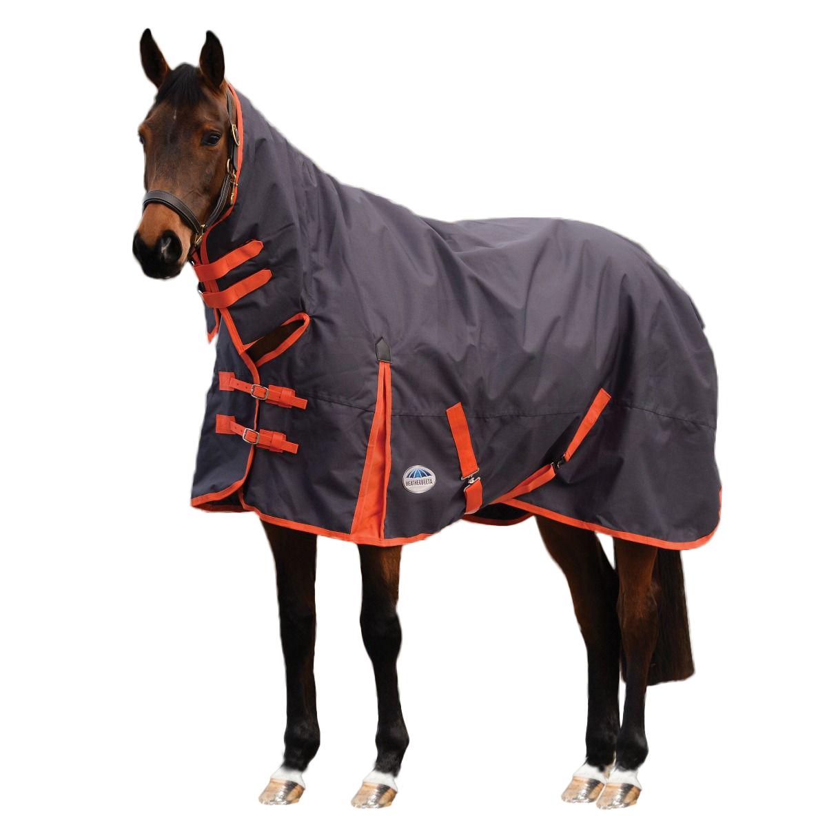 (ウェザビータ) Weatherbeeta 馬用 Comfitec エッセンシャル コンボネック ヘビー ターンアウトラグ 馬着 乗馬 ホースライディング 【海外直送】