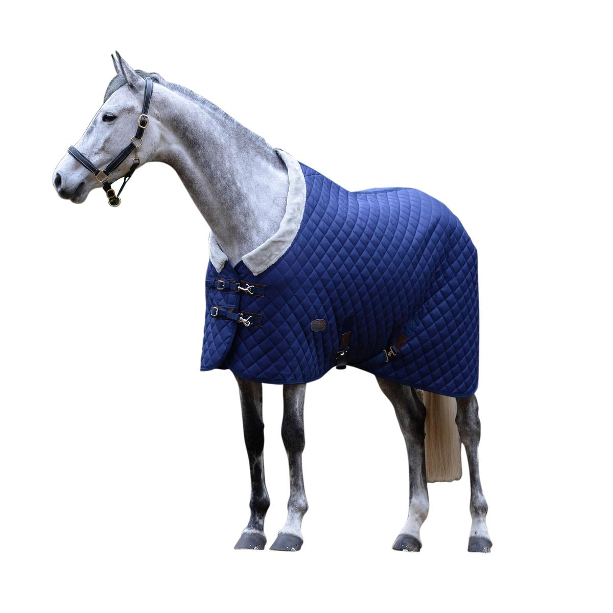 (ウェザビータ) Weatherbeeta 馬用 Comfitec デラックス ダイアモンドキルト スタンダードネック ミディアム ステーブルラグ 馬着 乗馬 ホースライディング 【海外直送】