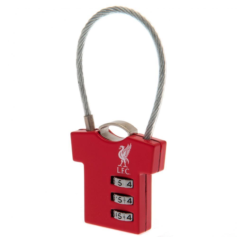 キー スーツケース 旅行用品 ロック 防犯 リバプール フットボールクラブ オフィシャル商品 鍵 FC 海外直送 荷物 卓出 人気ブランド多数対象 Liverpool