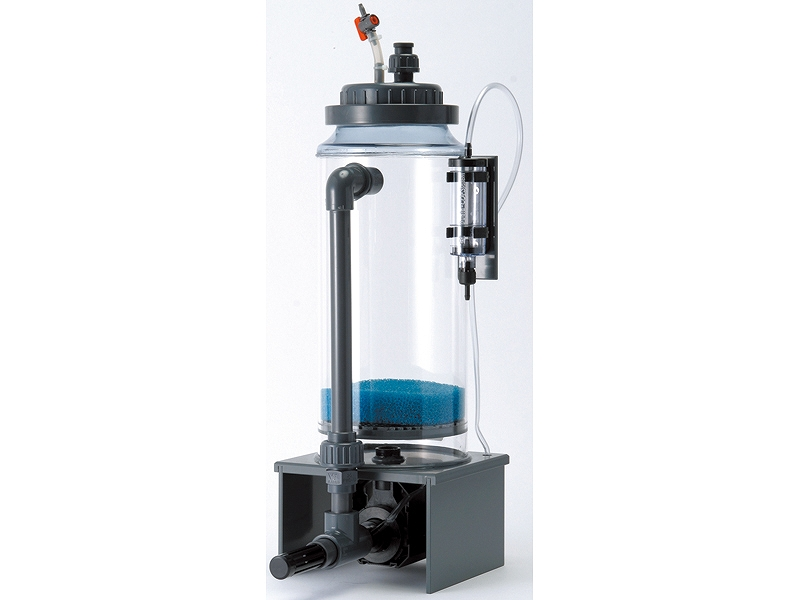 【飼育用品・器具】【カルシウムリアクター】H&S CA-1eco(海水用)(サンゴ用)(メーカー保証付き)
