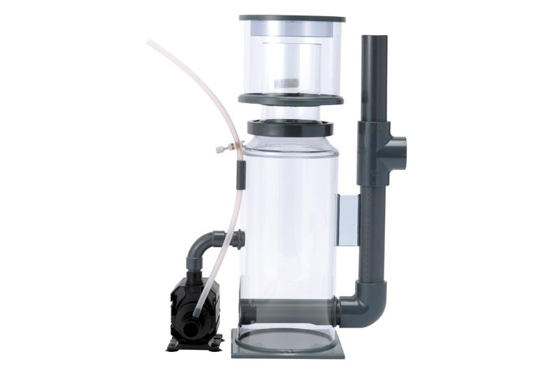 【飼育用品・器具】【プロテインスキマー】H&S プロテインスキマー HS-850 内部式 60Hz/50Hz (海水用)(サンゴ用)(メーカー保証付き)