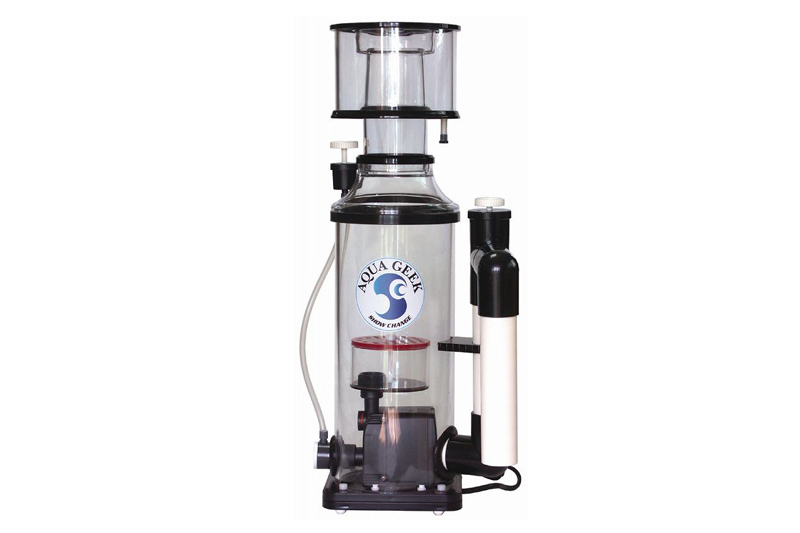 【飼育用品・器具】【プロテインスキマー】リボルバー タイプS 60Hz/50Hz (海水用)(サンゴ用)(メーカー保証付き)