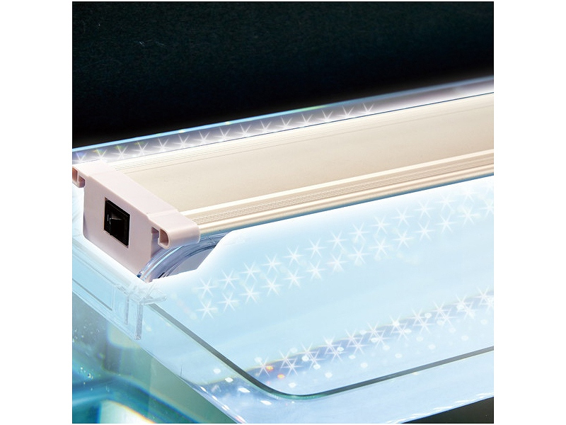 【飼育用品・器具】【照明器具】【LEDライト】PGスーパークリア1200(淡水海水用)(メーカー保証付き)