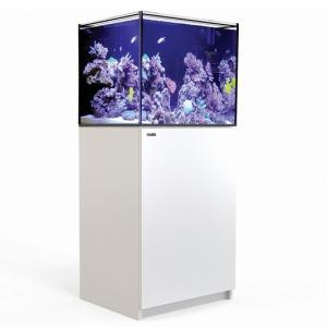 【飼育用品・器具】【オーバーフロー水槽】Red Sea REEFER170(リーファー) フランジ付60×50×50ホワイト(キャビネットNEWタイプ)(送料別途)(海水用)(メーカー保証付き)