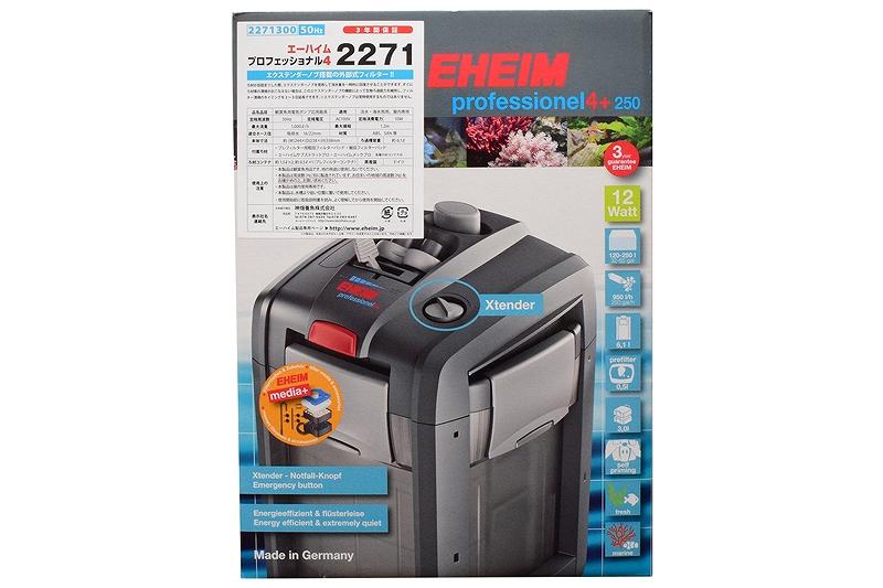 【飼育用品・器具】【フィルター】【外部フィルター】EH 2217 NEW(60Hz)(淡水 海水可)(メーカー保証付き)