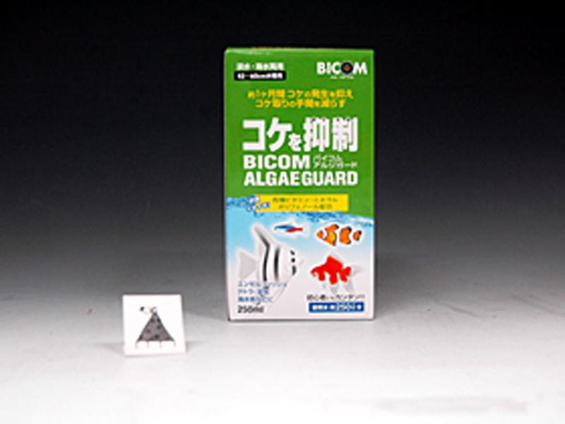 【飼育用品・添加剤】 バイコム アルジガード1000ml(淡水用)(コケ抑制剤)
