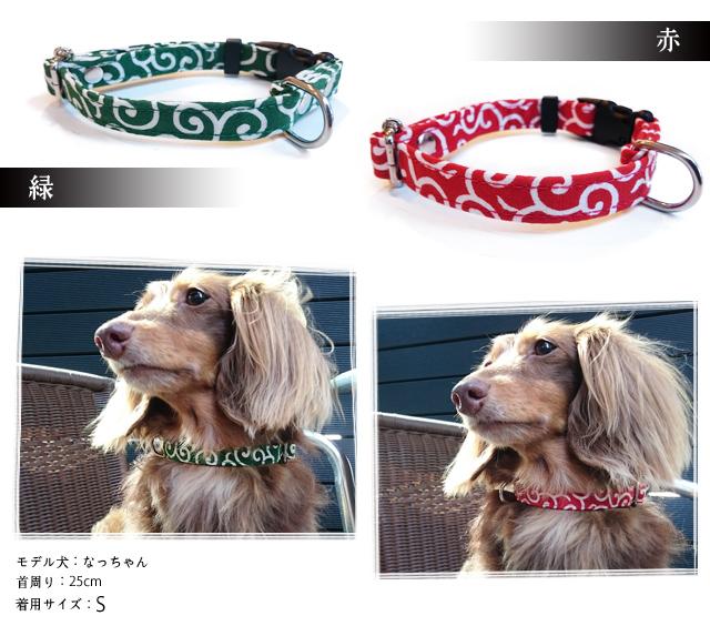 超小型的狗項圈BF彩色SS Miyabi頸圍17-28cm