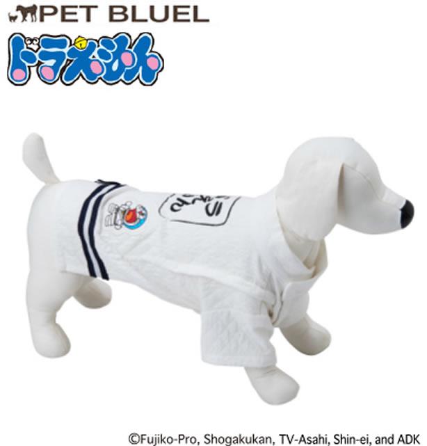 アスリート達をペットと一緒に応援 品質保証 スーパーセール 犬 服 ドッグウェア ドッグウエア 犬用 BOX受取対象商品 柔道着 メール便OK ドラえもん コンビニ受取対応商品