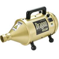 トリミング用品 温風付国産ブロアー ドラゴンペッカリー 1.8mホース