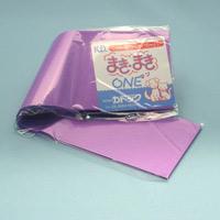 セットペーパーたっぷり100枚 セットペーパー 未使用 カドック まきまきワン 100枚入り 数量は多 紫