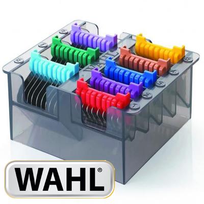 WAHLバリカン用 ステンレス製 アタッチメントコームセット