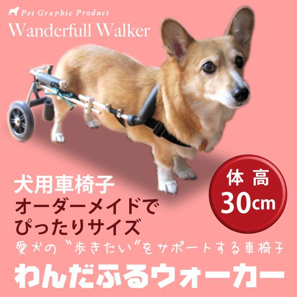 1着でも送料無料 犬用車椅子 わんだふるウォーカー<体高30cm (30~39cm)>(オーダーメイド商品に付き返品不可)犬 車椅子 オーダーメイド 車椅子 犬用車椅子 オーダーメイド, 質屋かんてい局:921a2196 --- canoncity.azurewebsites.net