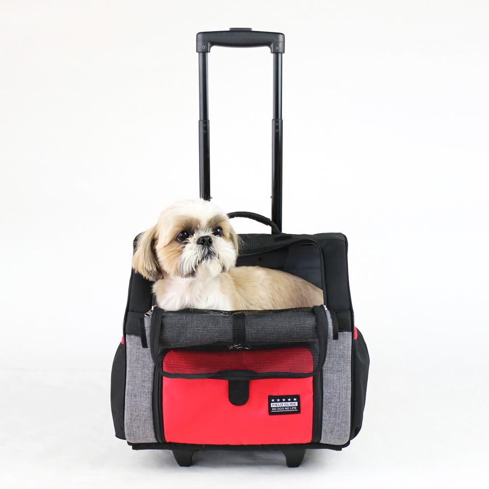 【送料無料】ペットパラダイス フィールドグライド コロリュックキャリーバッグ【小型犬】 