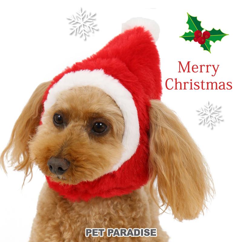 犬服 犬用品 いつでも送料無料 ペットグッズ ペットウェア ペットパラダイス 犬 帽子 クリスマス 希少 サンタ 小型犬 ハロウィン 仮装 小物 インスタ映え コスチューム イヌ おしゃれ かわいい SNS おもしろ コスプレ メール便可 被り物