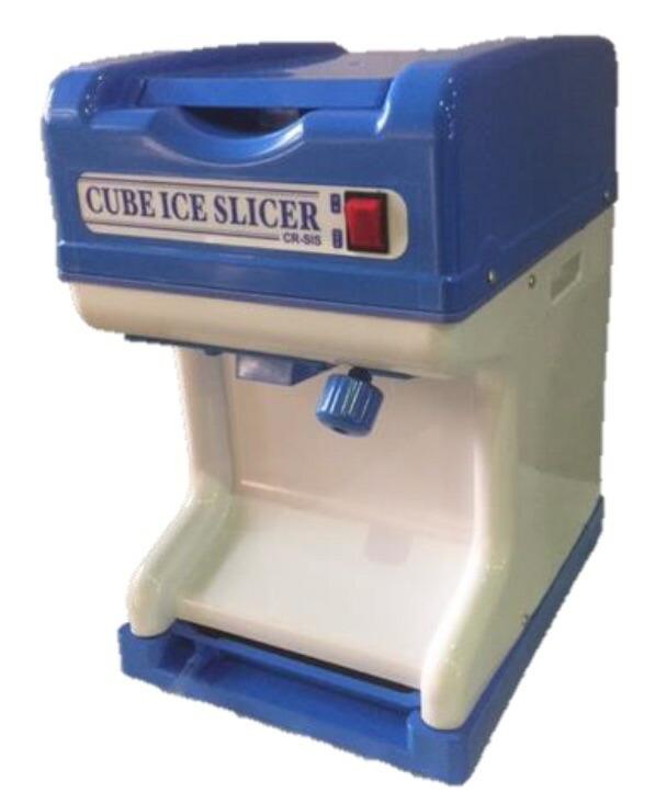 【増税による値上げはしていません】シェルパ 新型 アイススライサー CR-SIS 業務用 100V かき氷 かきごおり 安全装置 氷 スライサー 3年保証<メーカー直送品>【SHPA】