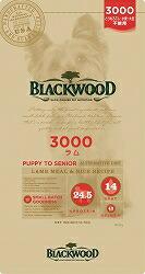 【PET】【送料無料】★数量限定おまけ付★ ブラックウッド 3000 ラム 20kg 全犬種 離乳後~老齢期 JAN:4562210501037【B】