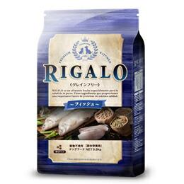 【PET】【送料無料】【RIGALO】リガロ グレインフリー フィッシュ5.8kg JAN:4562312013414【W】