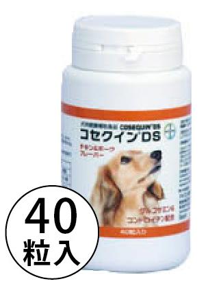< 拜耳 > 狗健康輔助食品長沙綠蔓生物科技有限公司 Cosequin DS 40 粒入
