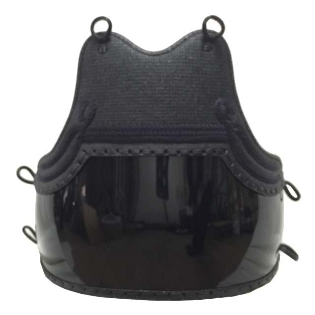 剣道 古代紫ベタ胴 黒胴 Mサイズ 紐付き
