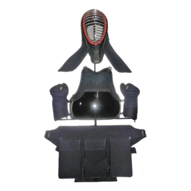 剣道用防具セット 6mmミシン刺 中学生・高校生・一般向け ワングレード上の剣道防具セット