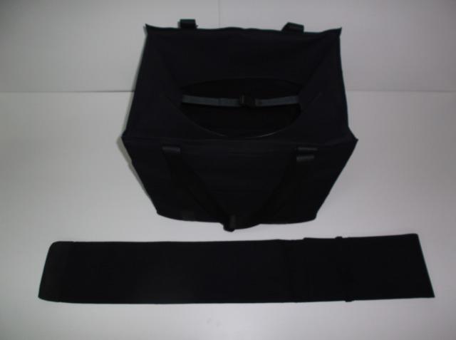 トート型 埼玉県 武州藍染 トート型道具袋 と 竹刀袋のセット