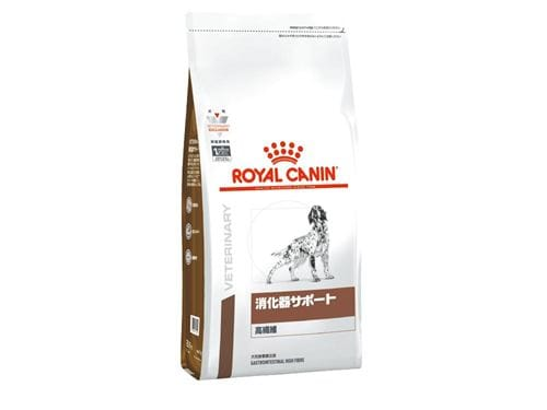 下痢 ついに入荷 食物繊維の増量が好ましい場合 の犬や大腸性疾患の犬のために ロイヤルカナン 療法食 8kg 犬用 国内正規品 ドライ 消化器サポート 高繊維