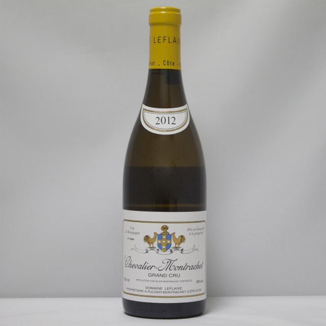 送料無料[2012]ドメーヌ・ルフレーヴ シュヴァリエ・モンラッシェ Chevalier-Montrachet Grand Cru 白ワイン ギフト 高級ワイン
