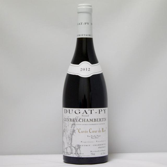 ジュヴレ シャンベルタン クール ド ロワ トレ ベルナール デュガ ピィ 2012 赤ワイン ギフト対応可 ブルゴーニュワイン