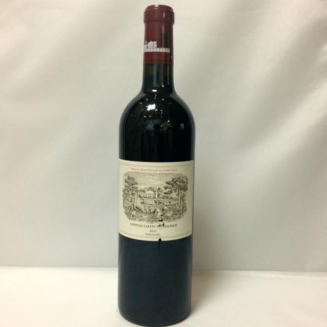 【お買い得アウトレット!!】[2011]シャトー・ラフィット・ロートシルト Chateau Lafite-Rothschild  赤ワイン 送料無料