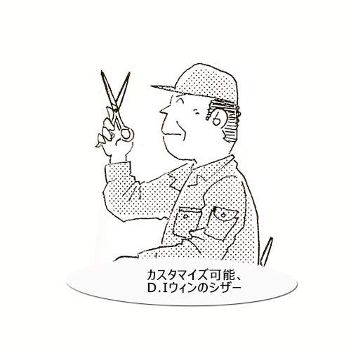 ハンドル交換  Aセット (カスタマイズ)