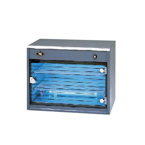 紫外線消毒器 NB-3 インバーター方式 ガラス扉 10W×2