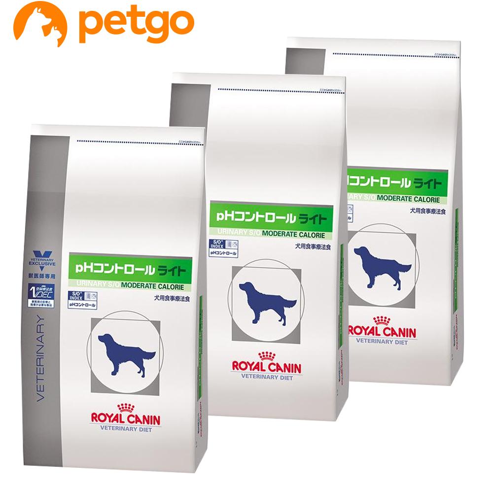 【3袋セット】ロイヤルカナン 食事療法食 犬用 phコントロール ライト 8kg【あす楽】