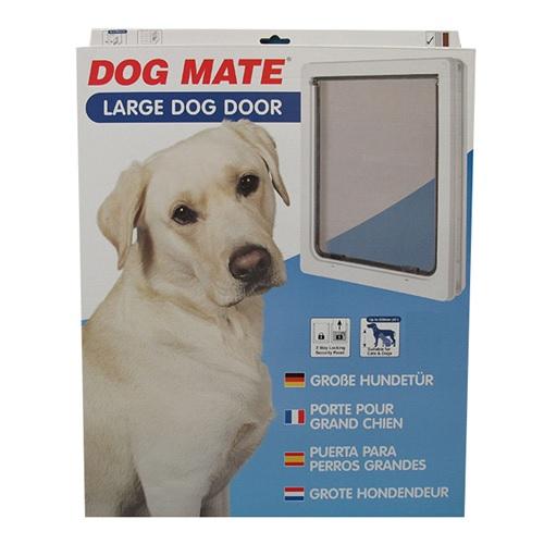 ペットドア#216 ドッグドア (Lサイズ) (中型・大型犬用)