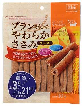 【送料無料】NEOブランを使ったやわらかささみチーズ 10本入り×48袋セット