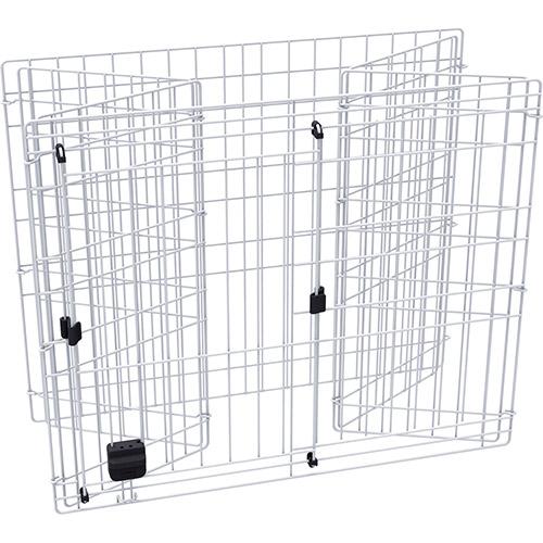 アドメイト ヴィラフォートキャットサークル 専用拡張フェンス 猫用 サークル 金属 猫 全猫種 ネコ ヴィラフォートキャットサークルを2段タイプから3段タイプに ヴィラフォートキャットサークルを3段タイプに拡張する専用のフェンス Add.Mate