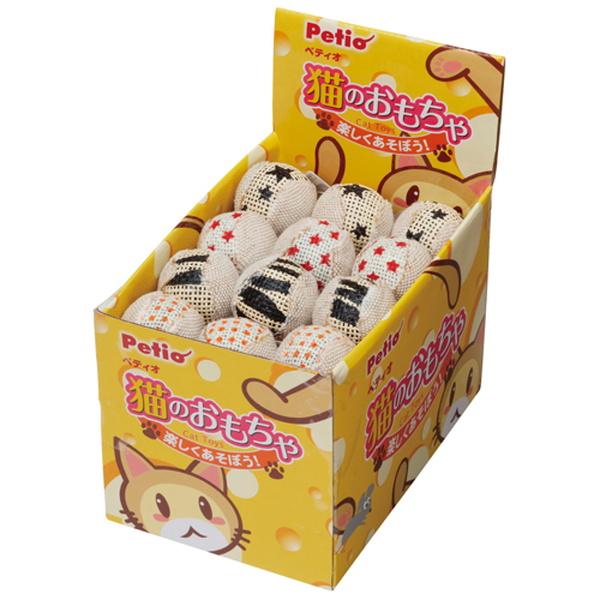 楽しく遊ぼう ナチュラル素材使用のボールアソートセット お気に入 音が鳴るのでネコちゃん大興奮 カラカラ音が鳴る ペティオ ナチュラルボール 長毛猫 ※種類は選べません 短毛猫 商品追加値下げ在庫復活 ボール Petio 猫用おもちゃ