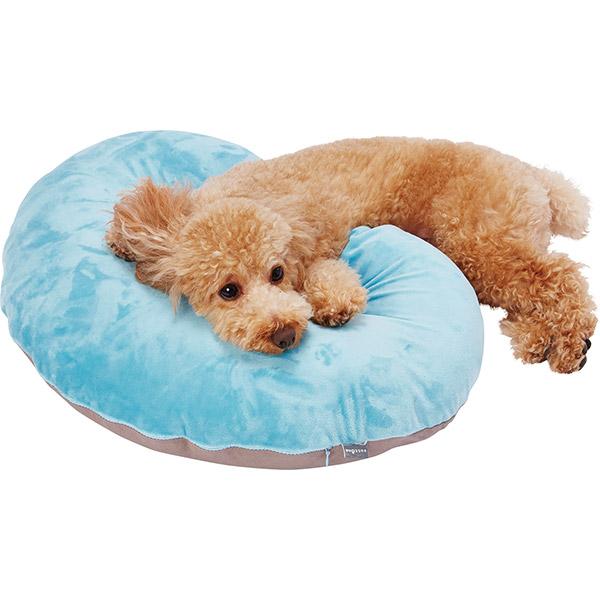 寝たきりを防ぐための姿勢保持や体位変換の補助に 体圧分散するマイクロビーズが流動することでクッション全体で身体をやさしく受けとめます ペティオ zuttone ずっとね 倉 姿勢を保持するやさしいビーズクッション 小 S 犬舎 イヌ 保障 寝たきりを防ぐための姿勢保持や 運搬 シニア期~介護期 ネコ 猫 全犬種 体位変換の補助に Petio
