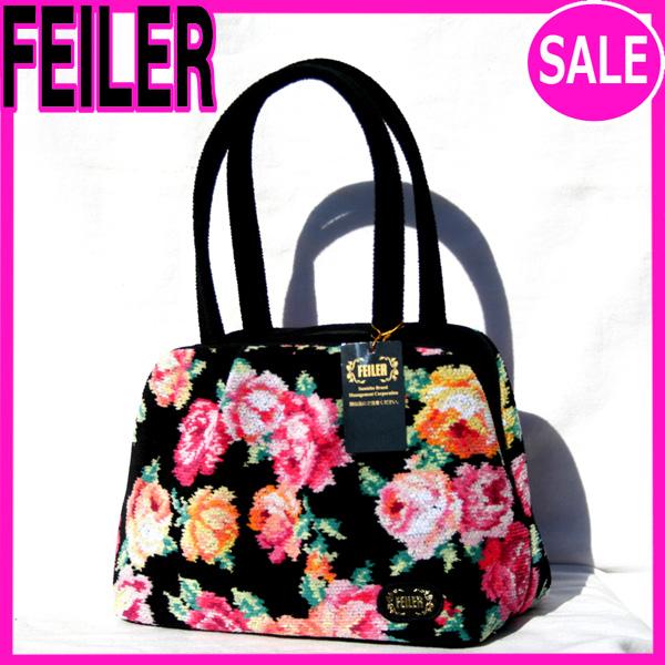 フェイラー バッグ 【正規品】【フェイラー】フェイラー バッグ FEILER ラウラ 182003 約17cm×23cm