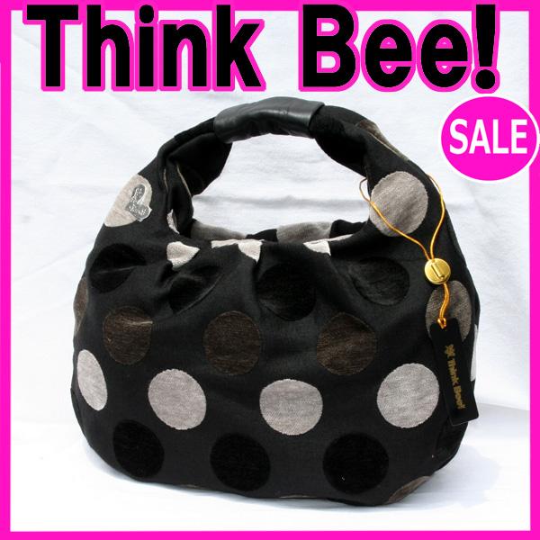 シンクビー バッグ アルル 【シンクビー Think Bee!】 アルル バッグ(ブラック) Think Bee! (シンクビー!)