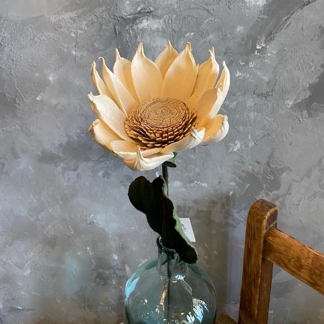 ソラフラワー サンフラワー ディフューザー用のお花 インテリア 激安通販 クラフトに クラフト花資材 玄関お部屋に ディフューザー用 インスタ映え 定番から日本未入荷